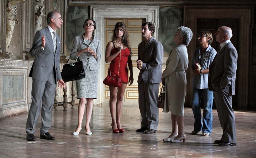 """ACCESSIBLE MOVIE TOUR - """"TO ROME WITH LOVE"""" WOODY ALLEN - ROME"""