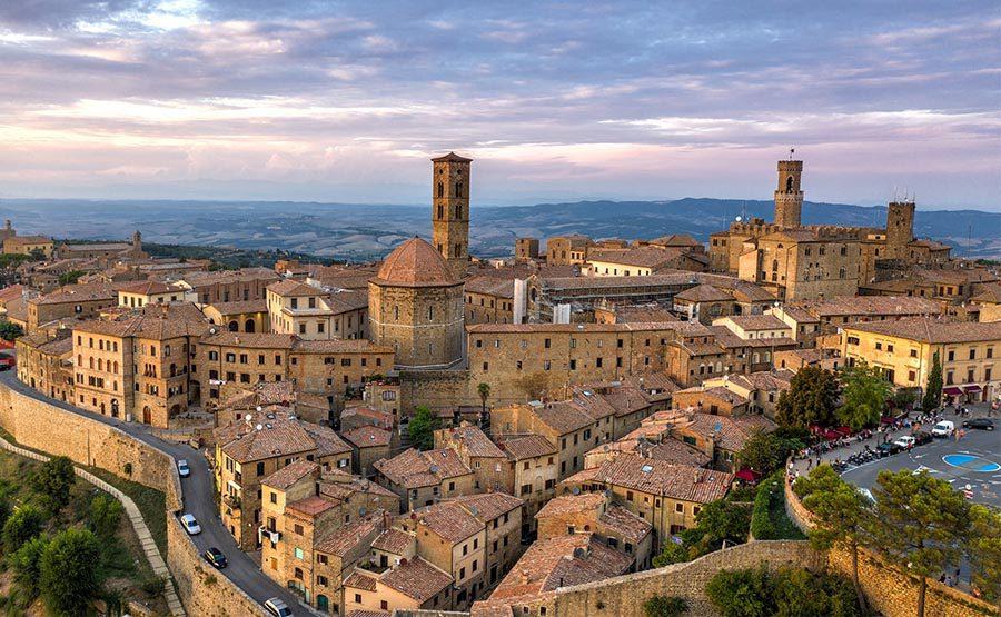 VOLTERRA ACCESSIBLE TOUR - ITALY