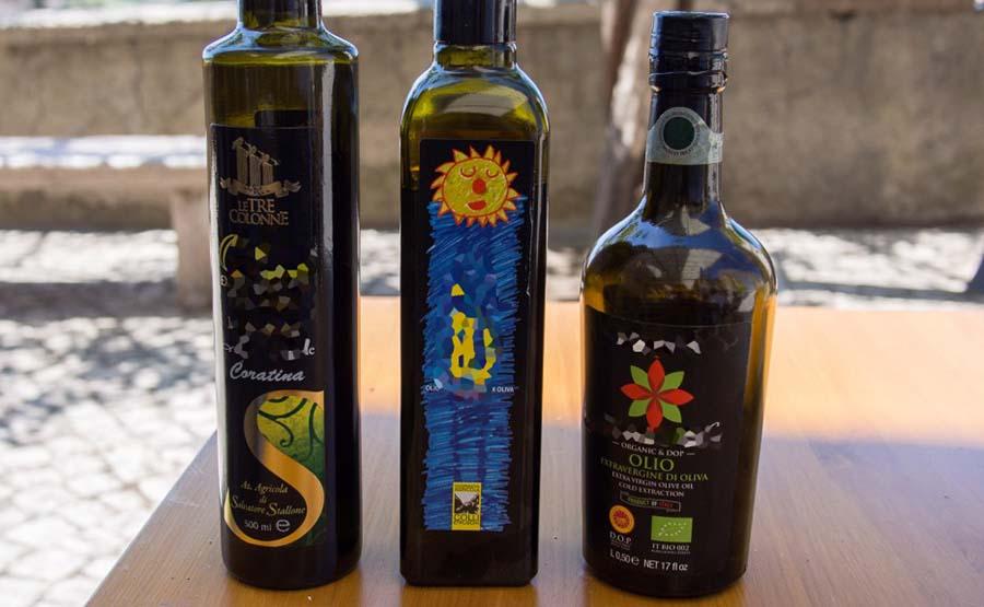 ACCESSIBLE ITALIAN OLIVE OIL TASTING TOUR - ROME