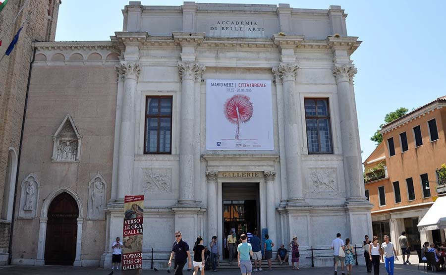 ACCESSIBLE ACADEMY GALLERY MUSEUM TOUR - VENICE
