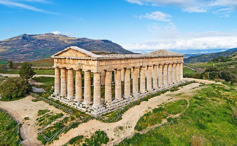 SEGESTA ACCESSIBLE TOUR - SICILY