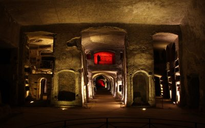Accessible Halloween in Italy: from the Jack o' Lantern to the Catacombs.