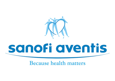 Sanofi Aventis Logo Rome And Italy MICE