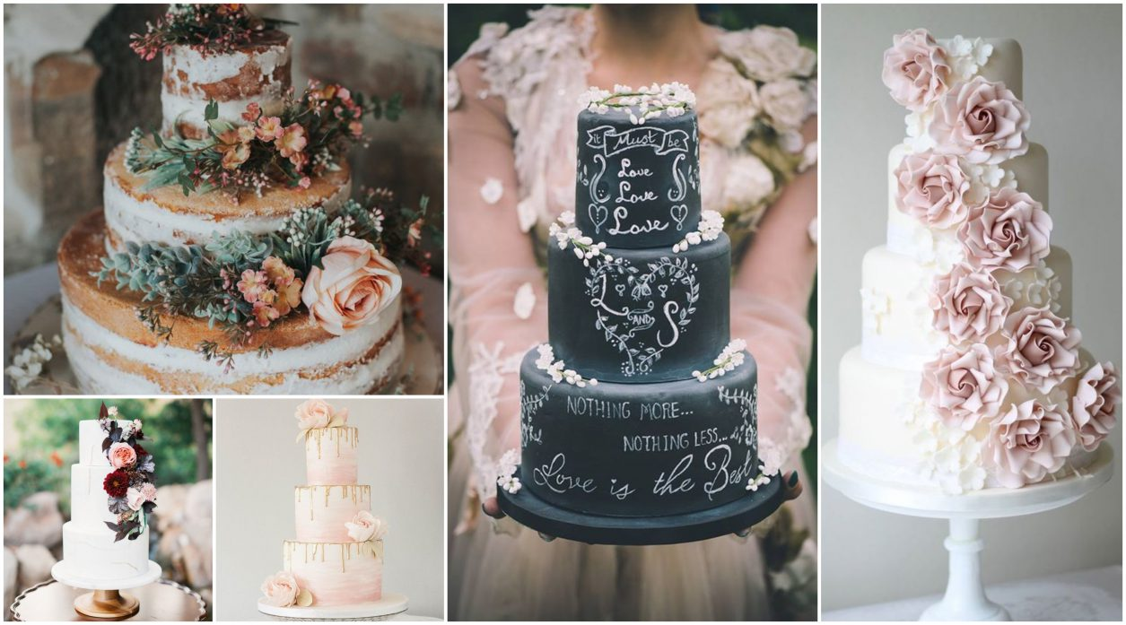 services wedding cake