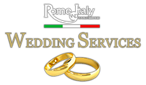 Rome and Italy Destination Wedding
