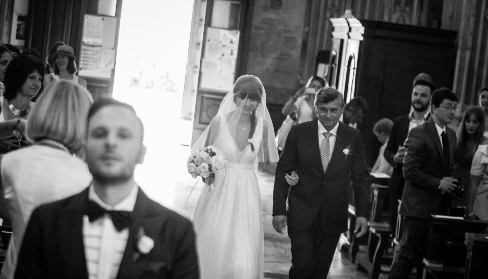 Helene and Pierre Wedding - Rome and Italy 4