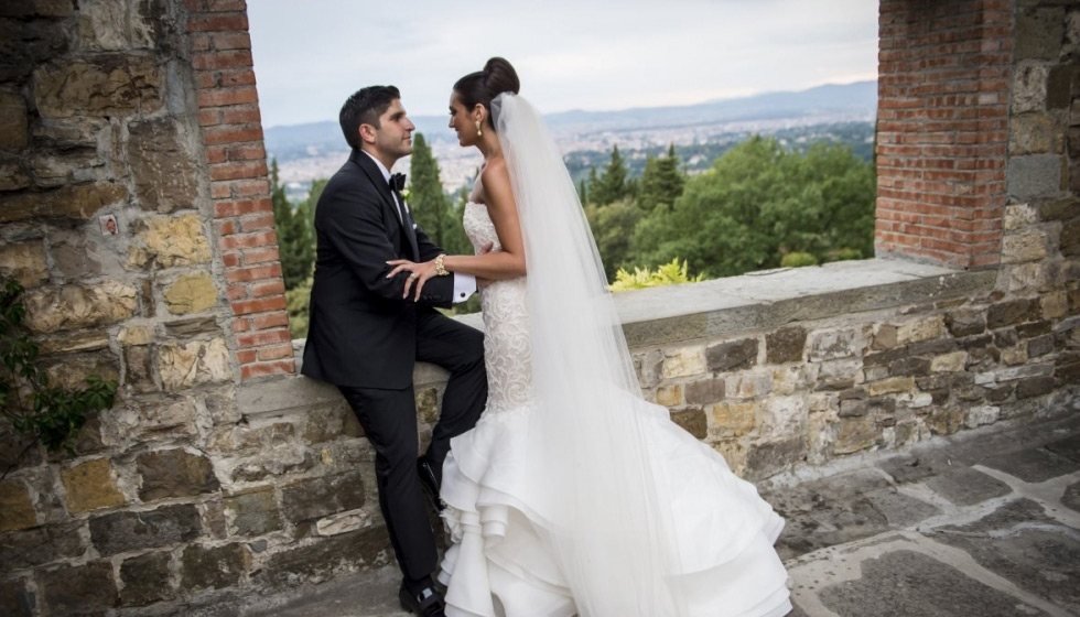 Luise and Robert Wedding - Rome and Italy 5