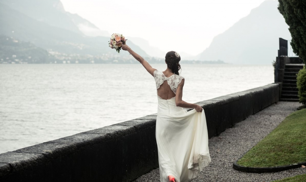 Mary & Antony Wedding - Rome and Italy
