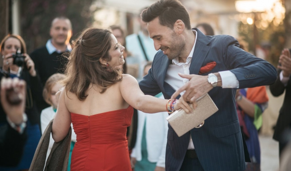 Rocco and Sabrina Wedding - Rome and Italy 9