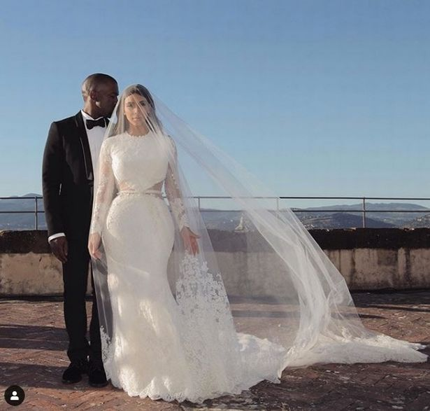 The Wests' wedding