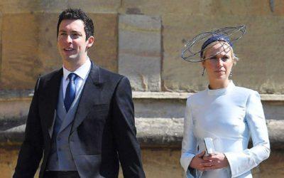 The wedding of Misha Nonoo and Michael Hess