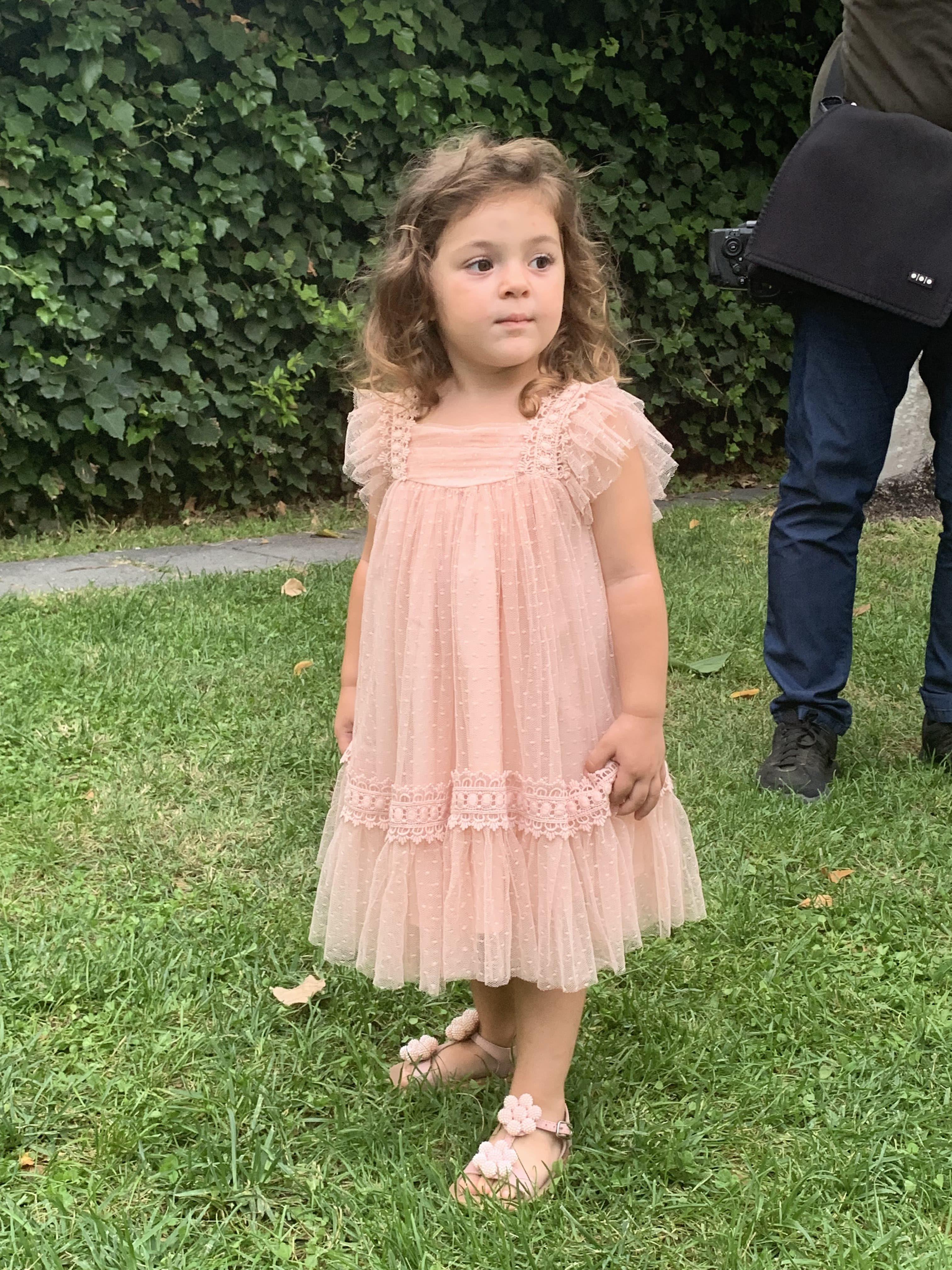 Cleo & Valerio daughter