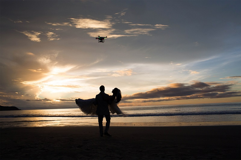 Technological Wedding