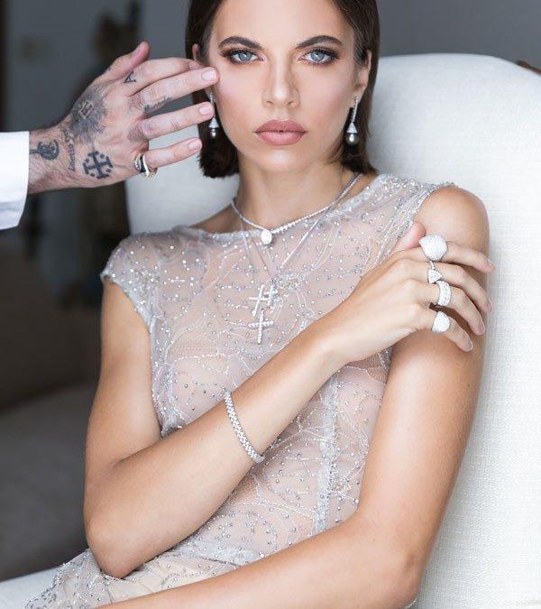 Trend make-up bride 2019