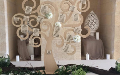 Tree of Life wedding theme