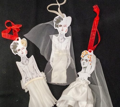 Solidary Christmas Decorations: dress up your tree like a bride