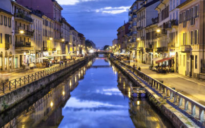 Milan: weddings on the Navigli