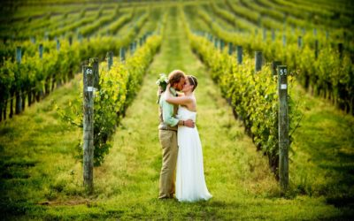 A special location for your wedding: vineyard
