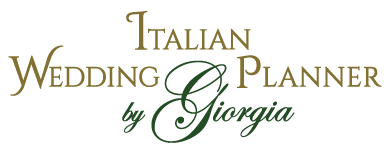 Italian wedding planner by Giorgia