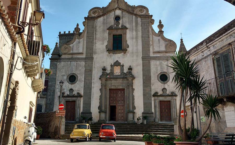MOVIE TOUR – THE GODFATHER BY FRANCIS FORD COPPOLA – SICILY, ITALY