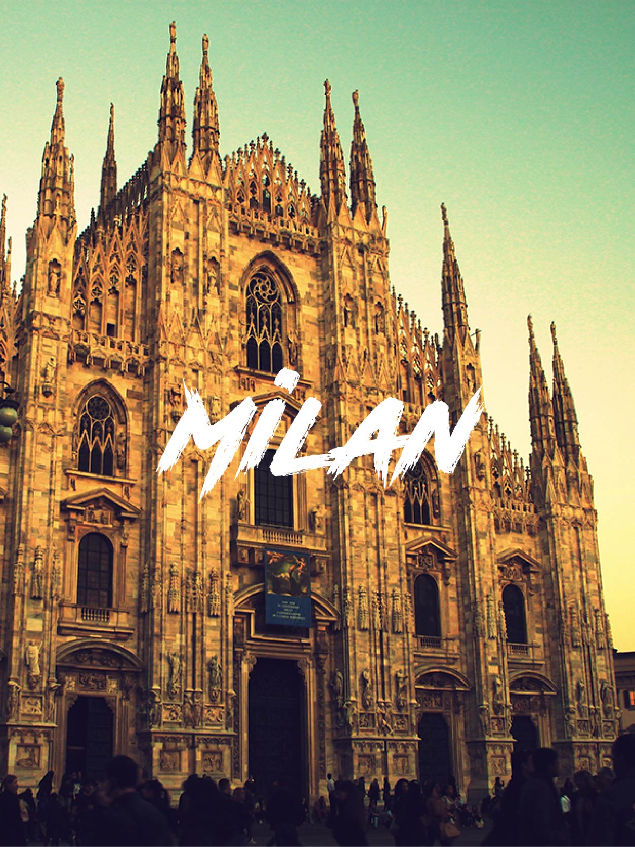 ROME AND ITALY milan