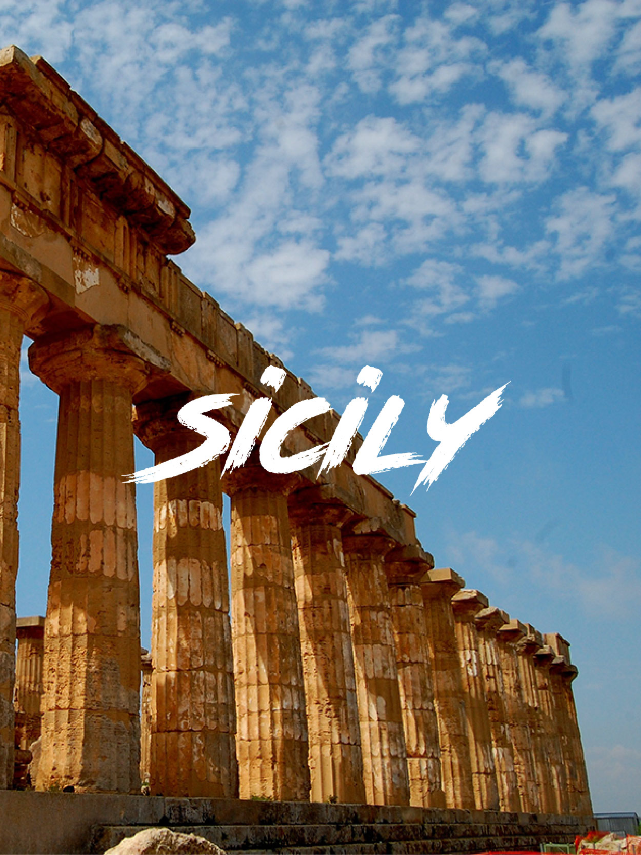 ROME AND ITALY sicily