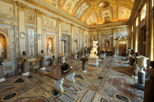 Borghese Gallery Tour – Rome