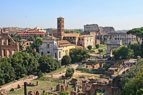 Colosseum and Imperial Tour – Rome
