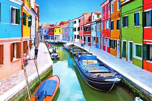 Murano, Burano & Torcello – Venice's Islands Tour