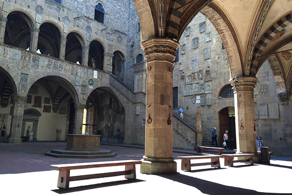 Santa Croce Church and Bargello Museum – Florence
