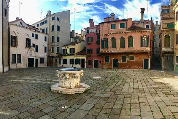 Walking Tour Cannaregio & Ghetto