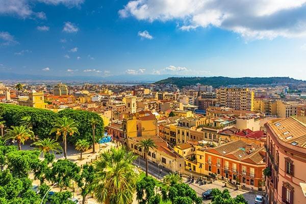 Sardinia Experience: Cagliari, Nuraghe and Wine Tasting