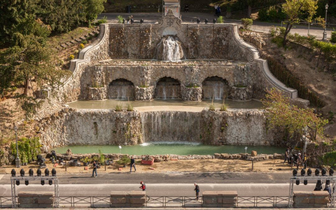 "Restoration of ""Le Rampe"" in San Niccolò, Florence"