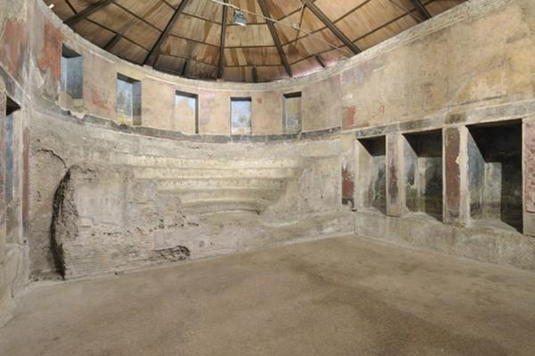 Auditorium of Mecenate – Underground Rome