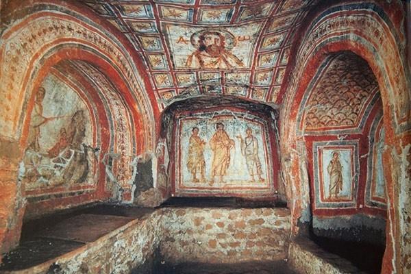 Catacombs of San Callisto Tour