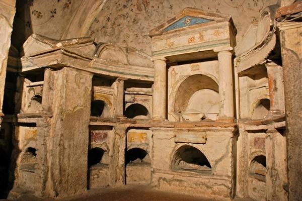 Columbarium Pomponius Hylas – Underground Rome