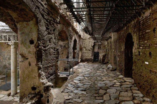 Crypta Balbi Tour – Underground Rome