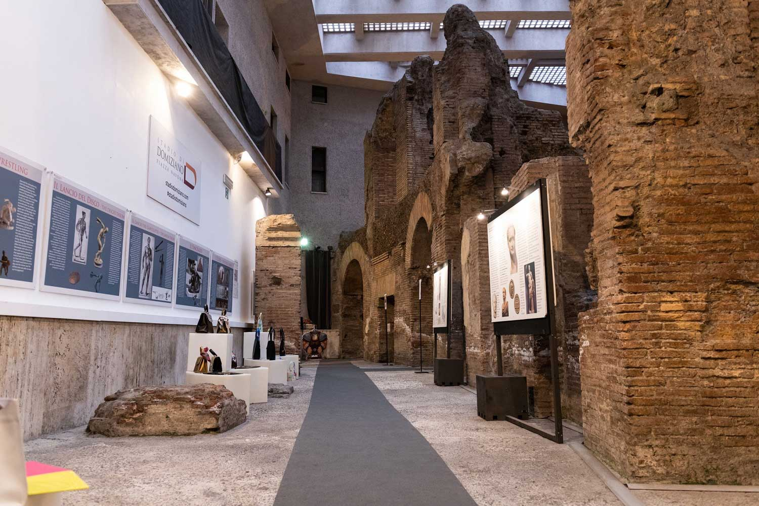 Exclusive Tours Domitian's stadium