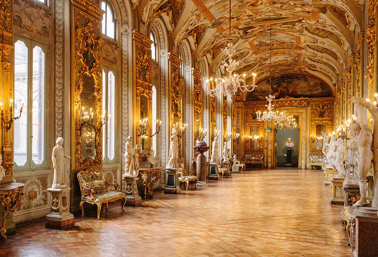 Exclusive Tours DORIA PAMPHILJ GALLERY