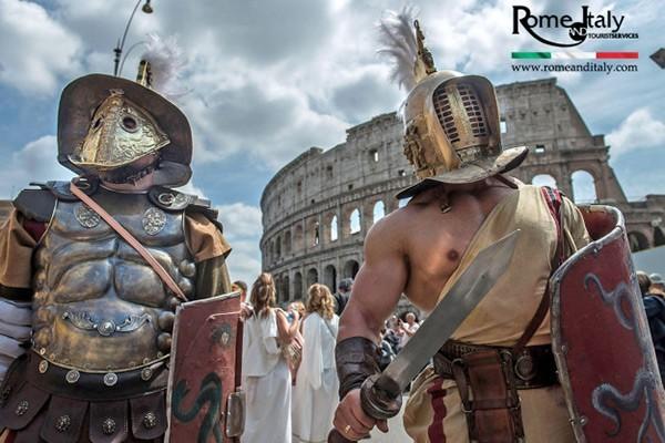 Gladiators Class – Rome