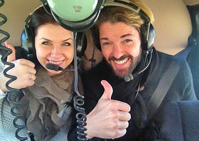 Helicopter Tour 2 - Rome and Italy
