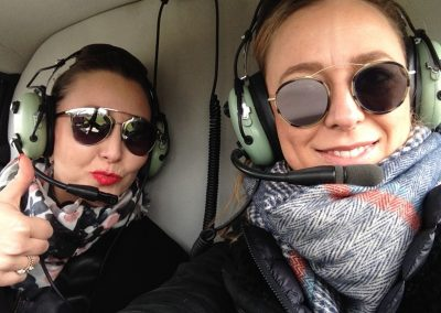 Helicopter Tour 6 - Rome and Italy