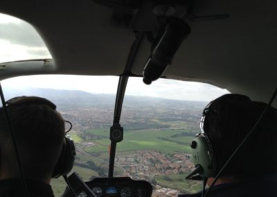 Helicopter Tour 7 - Rome and Italy
