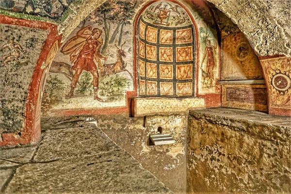 Hypogeum of Via Livenza – Underground Rome