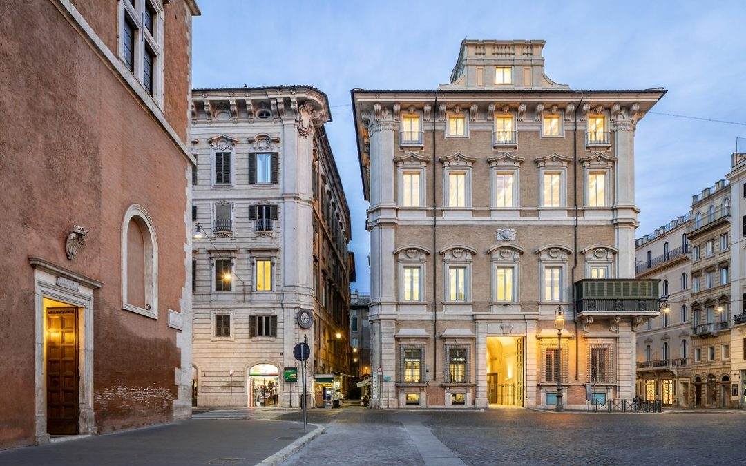 Rome. Generali opens a space for major exhibitions at Palazzo Bonaparte.