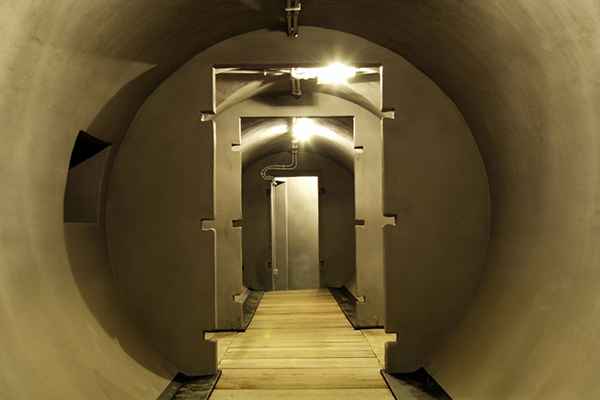 The Bunker and the air raid shelters of Villa Torlonia – Rome