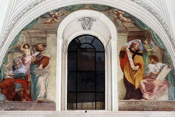 Raffaello Rome tour