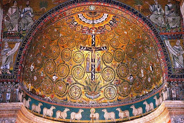 The Mosaic Rome tour