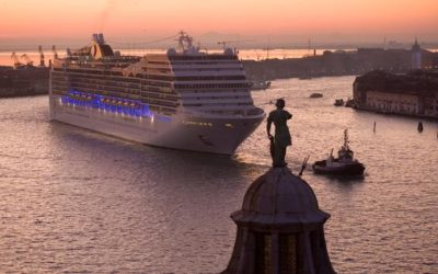 Venice cruise ships could be rerouted from city centre next month