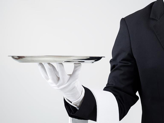 Luxury Services BUTLER